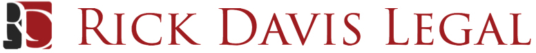 Rick Davis Legal logo